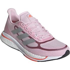 adidas Supernova + Shoes Women fresh candy/silver metal/pink metal